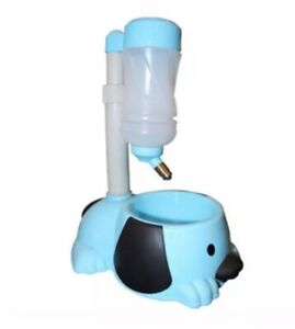 500ml AUTOMATIC WATER DISPENSER FOR PETS-BLUE