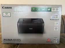 Canon PIXMA MX495 Tintenstrahldrucker Multifunktionsgerät - fast NEU