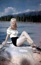 Marilyn Monroe - Marilyn Photographed in 1953