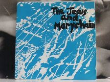 "THE JESUS AND MARY CHAIN - UPSIDE DOWN / VEGETABLE MAN FIRST PRESSING UK 7"" BLUE"