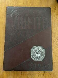 1947 Vidette, J. P. McCaskey High School, Lancaster, Pennsylvania Yearbook