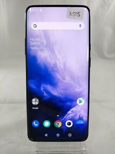 "OnePlus 7 Pro GM1917 256GB AT&T GSM Unlocked Dual SIM 6.6"" Smartphone X505"
