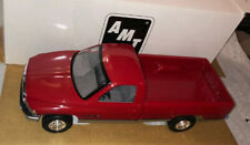 Amt 6194 1994 Dodge Ram 2500 Pickup Pick Promo Truck Flame Red/Silver In Box