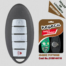 Smart Key 5B for Nissan Rogue 2017 2018 FCC ID: KR5S180144106 Cont# S180144110