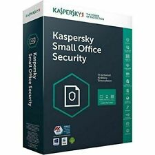 Kaspersky Small Office Security - 5 oder 10 Geräte + Mobilgeräte + 1 Server NEU