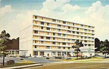 Arlington Virginia 1960s Postcard Hospitality House Motor Inn Motel