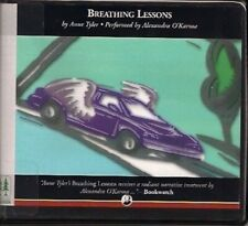 BREATHING LESSONS by ANNE TYLER~UNABRIDGED CD AUDIOBOOK