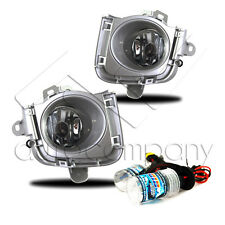 2010-2011 Toyota Prius Fog Lights w/Wiring Kit & HID Conversion Kit - Clear