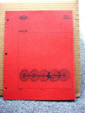 Vicon H 820 H821 Rotary Rake Operators Owners Manual #10
