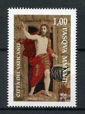 Vatican City 2017 MNH Easter 1v Set Jesus Religion Stamps
