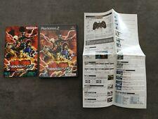 TEKKEN 5 PS2 Playstation 2 JAP