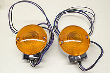 OEM Harley Davidson Passing Lamp Blinker Relocation Kit