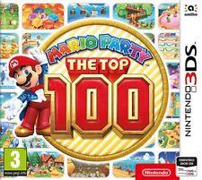 Super Mario Party The Top 100 3DS - totalmente in italiano