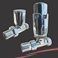 HUGE SALE! High Quality Thermostatic TRV Radiator & Heated Towel Rail Valves