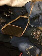 Women's Clothes Mix Lot (15) NICE!!Designer Sz M,L, Jeans 7 Tops, Casual, Career