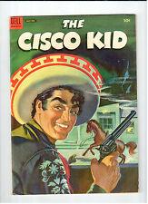 Dell CISCO KID #24 November-December 1954 vintage western comic