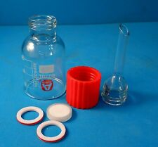 ALDRICH BUCHNER FUNNEL W/ GLASS EDGED FRIT PTFE GASKETS 60mL 24mm DISC Z554650