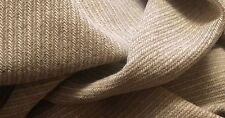 "New Multi Colour Diagonal Weave Stripe 100% Wool Fabric 61"" 156cm Material Cloth"