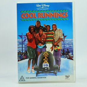 Cool Runnings DVD 2002 Disney Family Comedy Good Condition Free Tracked Post