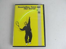 Tennis One Tune Up The Serve Dvd, Tennis Instruction
