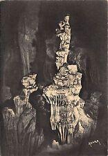 BR40742 Grotte des demoiselles la vierge a l enfant       France