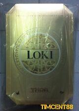 Ready! Hot Toys Thor Dark World - 1/6 Loki Tom Hiddleston Figure Normal Edition