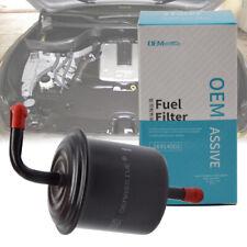 Car Petrol Gas Fuel Filter For Infiniti G20 J30 Nissan Almera Altima D21 Pickup