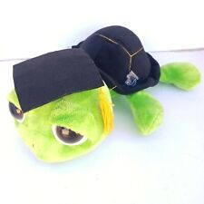 Graduation Gift Tutle Applause Plush Stuffed Animal with Mortarboard Hat Tassle