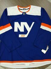 New York Islanders adidas Blue Alternate Authentic Jersey