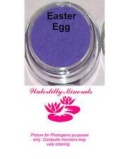 Easter MineralsEye Shadow Bare Makeup Eyeshadow Purple Sample Size New/Sealed