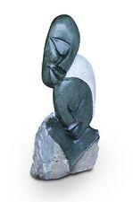 """Pierre naturelle Sculpture """"Harmony"""" de Opale pierre. Pièce unique,Signé. H"""