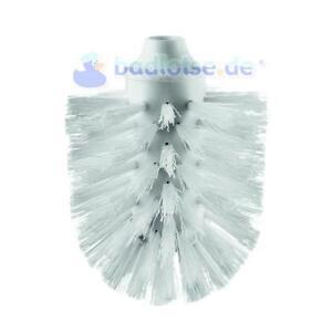 WC-Ersatz-Bürstenkopf Ersatzbürstenkopf Bürste weiß passend zu SMEDBO H233N