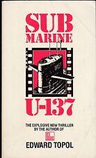 Edward Topol (Corgi 1985) Submarine U-137