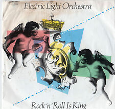 """ELO - Rock N Roll Is KIng - 7"""" Single 1983 Electric Light Orchestra"""