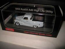 1/43 ACE MODEL CARS 1952 AUSTIN A40 HIGH LITE UTE  LIGHT BLUE UTE LTD EDITION