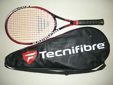TECNIFIBRE T-FLASH 290 MP 100 16X19 TENNIS RACQUET  4 1/2