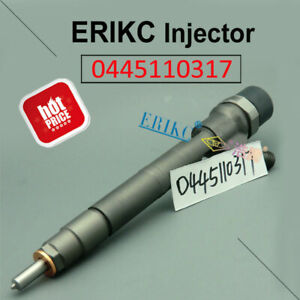 ERIKC Bosch Common Rail Diesel Injector Assy 0445110317 for NISSAN Paladin 2.5D