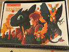 How To Train Your Dragon - Tom Whalen 2018 - Private Commission Poster X/250