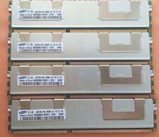 16GB(4X4GB) Memory for Apple Mac Pro (early 2009) 4,1 A1289 MB871LL/A MB535LL/A