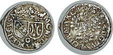 LORRAINE - HENRI Ier Double denier 1608-1618 NANCY