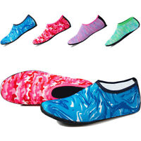 Men Women Barefoot Water Skin Shoes OCCA Socks Sports Surf Beach Swim Kids