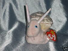 1999  Ty Beanie Baby    Swirly the Snail Born March 10,1999  Retired (6 inches)