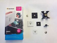 TETRAX XWAY NUOVO MODELLO SUPPORTO PER SMARTPHONE E TABLET COD. TETT10100