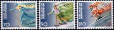 1997 LIECHTENSTEIN N°1103/1105**  Jeux olympiques SKI, Olympic games Sky MNH