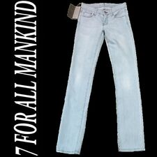7 SEVEN FOR ALL MANKIND Pitillo Pierna Estrecha Vaqueros 24/34