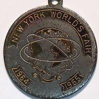 1964-65 New York Worlds Fair Medal