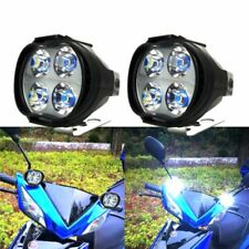 Motos LED phare Super Bright 1000Lm lampe scooters brouillard Spotlight