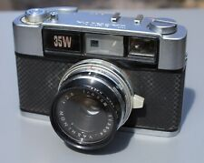 Yashica 35W 35mm camera with case