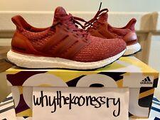 competitive price a1b6f 89024 Adidas Ultra Boost 3.0 - Misterio rojo-US Wmns SUECO 9.5 Estados Unidos  Mens tamaño 8.5 - Marrón