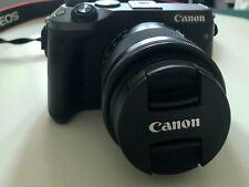Canon EOS M6 Mark I Appareil photo hybride & EF-M 14-45mm 1:3.5-6.3 IS STM